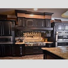 Kitchen Cabinets Black Distressed Cabinet Ideas