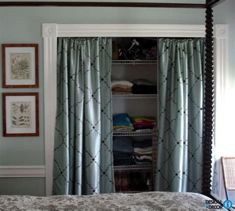 1000+ Ideas About Closet Door Alternative On Pinterest