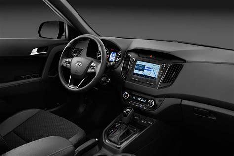 hyundai creta  interior autos actual mexico