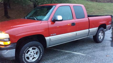 1999 Chev Truck by 1999 Chevrolet Silverado 1500 Ls Extended Cab 4 215 4