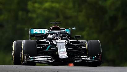Hamilton Lewis Mercedes Dominance Brundle Martin F1