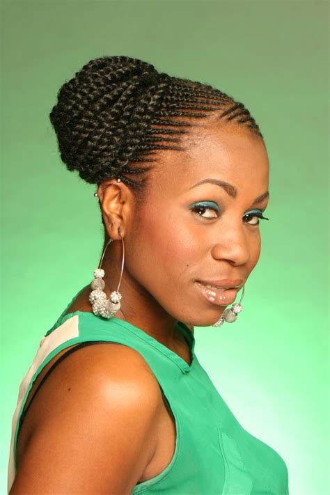 african braiding hairstyles for you who prefer to wear