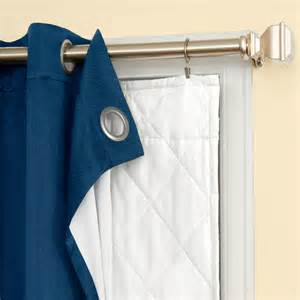season smart 3m thinsulate insulating curtain liner reviews wayfair