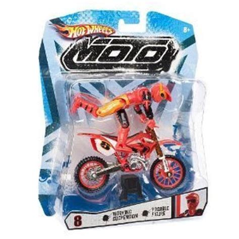 motocross action figures wheels moto motorcycle with rider action figure 8