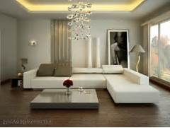 Modern Look Living Room by Spacious Modern Living Trends