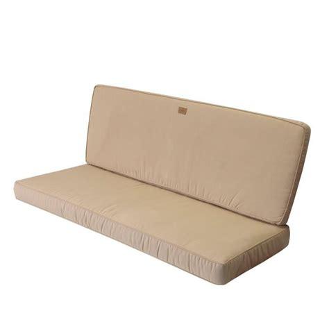 siege de jardin siege assise coussin pour banc balancelle 130cm achat