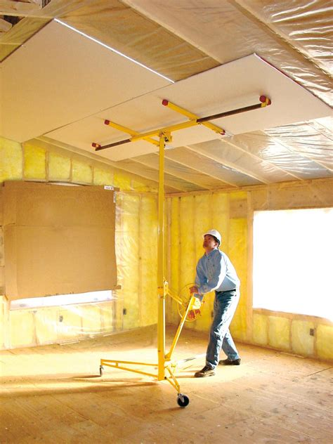 Hanging Drywall On Ceiling Tips by Installing Drywall On Ceilings Arches And Around Diy