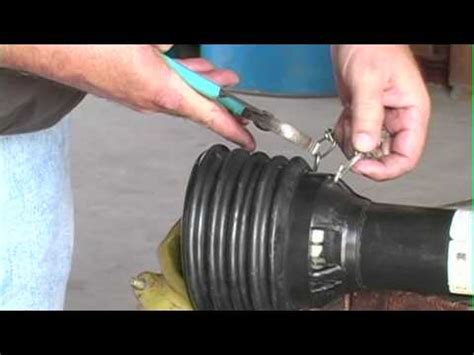 install  maintain  shaft cover   tractor pto youtube