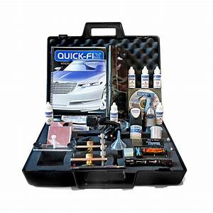 Quick Fix Windshield Repair Systems