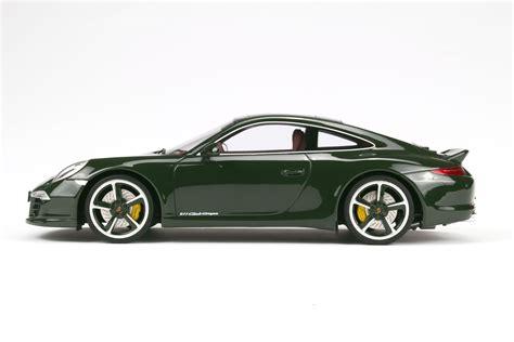 Porsche Model Cars by Porsche 911 991 Club Coupe Model Car Collection Gt