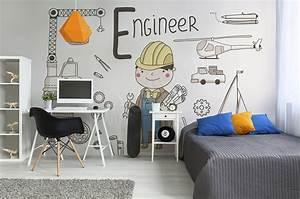 Ideen Für Kinderzimmer : fototapeten nun kommen kinderzimmer auf tapete ideen ~ Michelbontemps.com Haus und Dekorationen