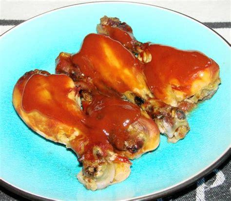 bbq chicken drumsticks crockpot easy crock pot barbecue chicken legs recipe food com