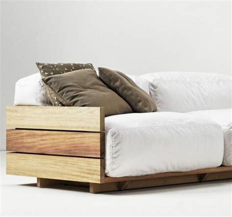 matelas pour canapé palette fabriquer un canape avec un matelas maison design
