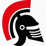 Icon Warrior Helmet Icons Rome Roman Ancient