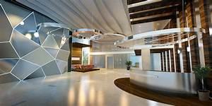 Studio Architectural Illustration Modern Lobby - DMA Homes