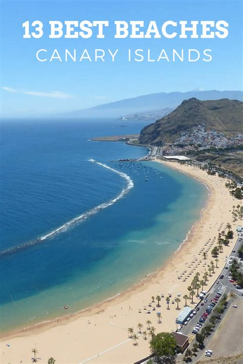 best of canary islands 13 best beaches in the canary islands you to visit