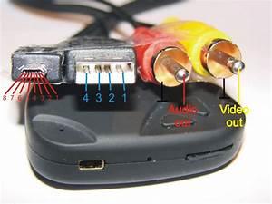 11 Pin Micro Usb Pinout