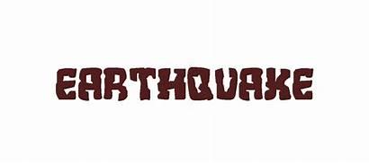 Clipart Earthquake Animated Quake Earth Animation Safety
