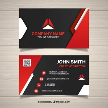 design unique modern  creative business card