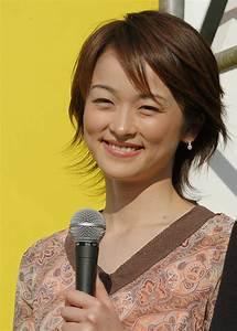 Japanese Female Announcer by pofaGallery on DeviantArt