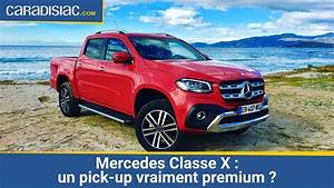 Classe X Mercedes : mercedes classe x 2017 un pick up premium vraiment ~ Mglfilm.com Idées de Décoration