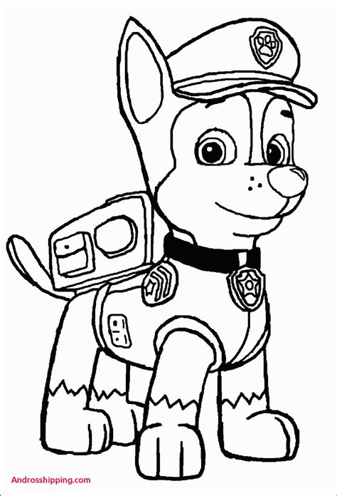 Coloring Zuma by Coloring Pages Printable Paw Patrol Coloring Pages