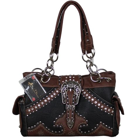 Love These Westernstyle Handbags  Country Style