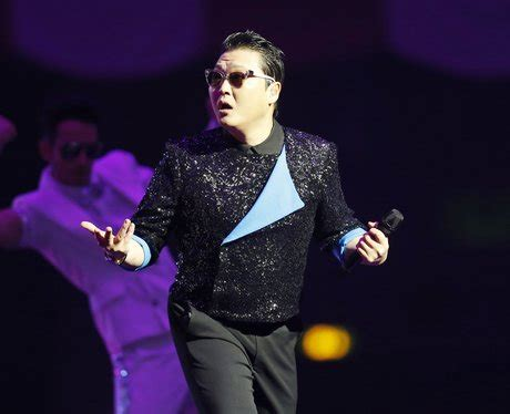 PSY - Summertime Ball 2013 Line-Up In Pictures - Capital