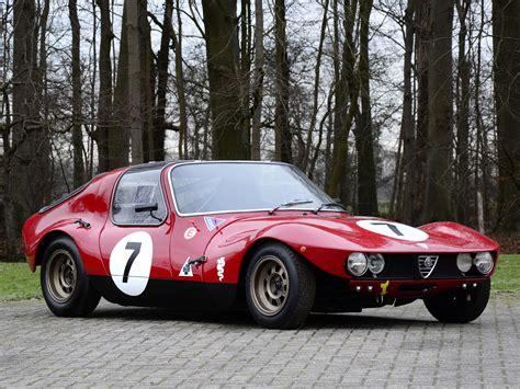 1965 Alfa Romeo Giulia Tz Berlinetta Prototipo 105 Race