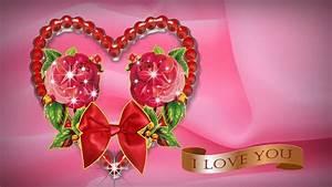 Wallpaper Flower Rose Love
