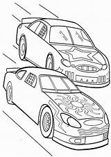 Race Coloring Cars Racing Drawing Plush Drawings Getdrawings Track Tulamama sketch template