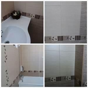 Salle De Bain Beige : carrelage salle de bain beige ~ Dailycaller-alerts.com Idées de Décoration