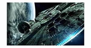 Faucon Millenium Star Wars : vid o premi re fuite du tournage de star wars 7 le faucon millenium ~ Melissatoandfro.com Idées de Décoration