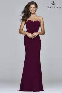 designer dresses prom dresses faviana