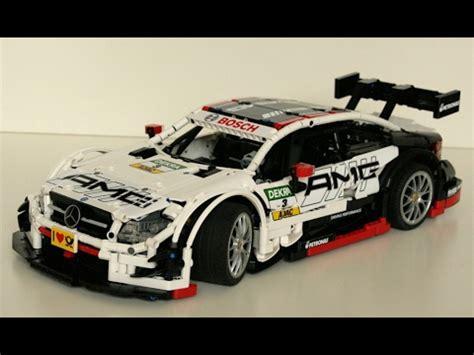 Lego Technic Moc Mercedes Amg C63 Dtm Part 1