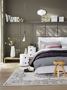 Wandfarbe Taupe Kombinieren : grau einrichten ein mix mit farben macht 39 s ~ Markanthonyermac.com Haus und Dekorationen