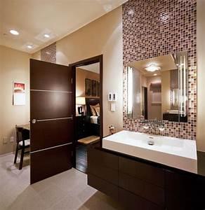 40 of the best modern small bathroom design ideas for Modern bathroom design