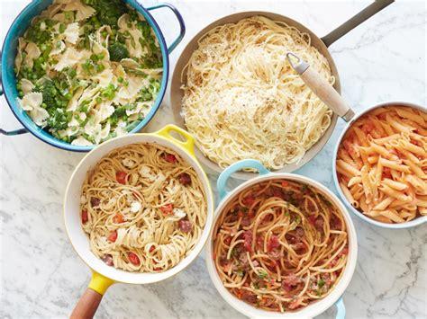 one pot pastas recipes food network classic comfort