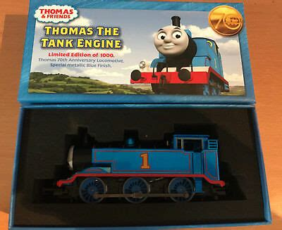 hornby r9303 the tank engine quot 70th anniversary limited edition no 0085 163 81 00