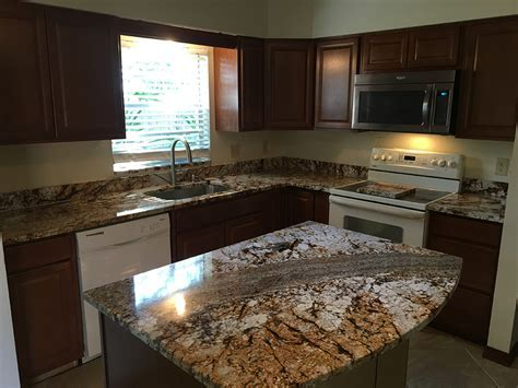 Normandy Kitchen Granite Countertops