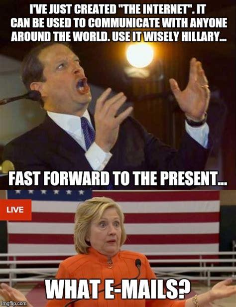Al Gore Internet Meme - use it wisely imgflip