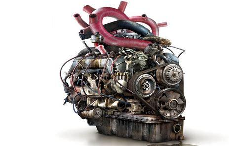 Car Engine Wallpaper