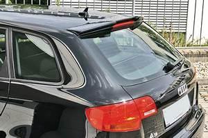 Audi A3 Phase 2 : becquet aileron pour audi a3 phase 2 sportback 8pa ~ Medecine-chirurgie-esthetiques.com Avis de Voitures