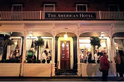 Hotel American Sag Harbor York Tales Drinks