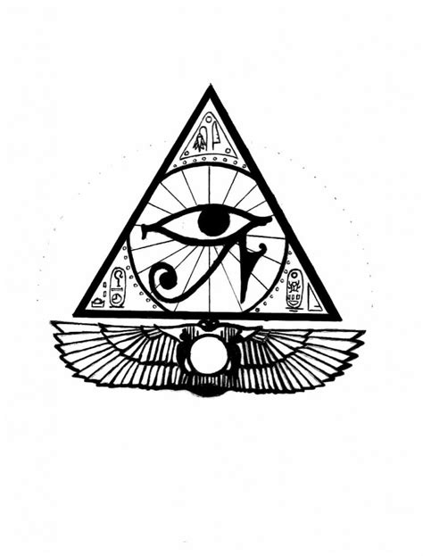 Egyptian Tattoos Designs, Ideas and Meaning | Tattoos For You