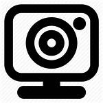 Icon Stream Web Webcam Cam Camera Chat