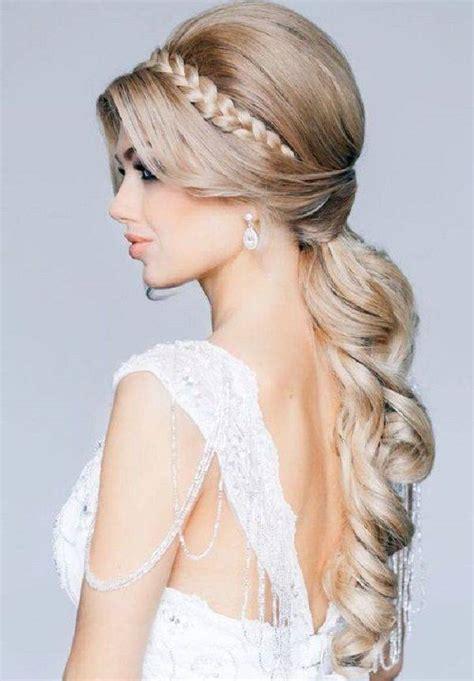 acconciature da matrimonio  capelli lunghi