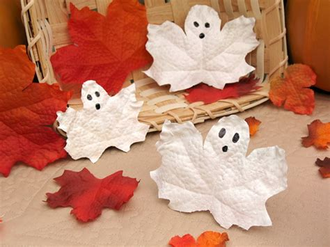 Coolest Homemade Halloween Crafts For Kids-family