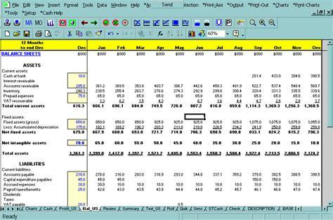 screen shot cashflow plan cash flow plan cashflow planner cash