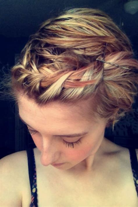 Homecoming Hairstyles For Pixie Cuts by 11 Best Hair Images On Cuts Hair